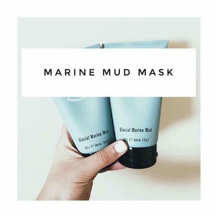 Marine Mud Mask