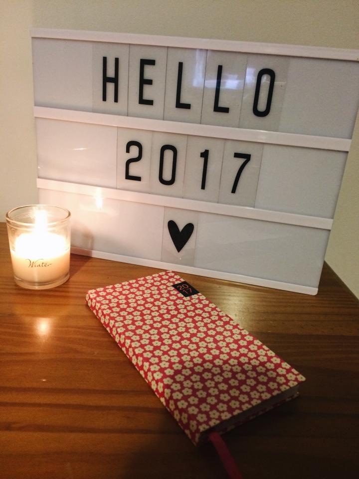 Goodbye 2016 Hello2017